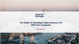 Choosing A Sales Structure