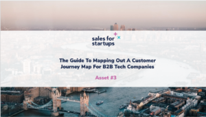 Mapping Out Your Customer Journey